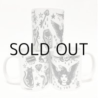 "ILLSYNAPSE MUG CUP ""TATTOO FLASH"""