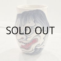 "CHRIS GARVER × RISA NISHIMORI CUP ""EVIL BITCH"""