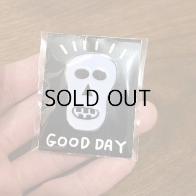 """画像4: SCUMBOY PINS """"GOOD DAY"""""""