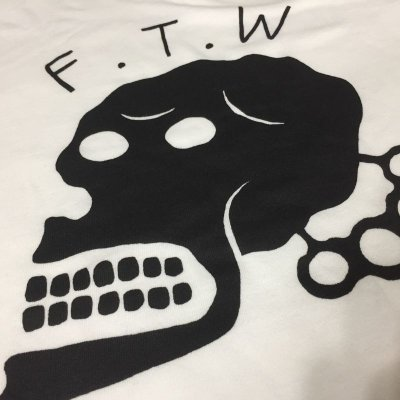 "画像4: APPLETRAP T-SHIRT ""F.T.W. #02"""