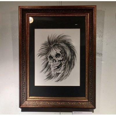 "画像1: MATT VANCURA ART ""Evy Metol"""