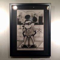 "JONAH LEVIN ART ""Mickey Loco"""