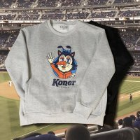 "TM PAINT POCKET SWEAT SHIRT ""KONER LEAGUE"""