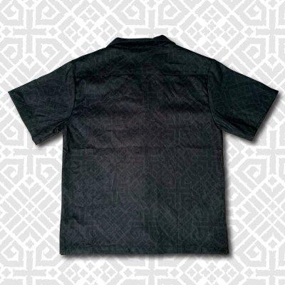 "画像2: SANROKU SUMMER CORDUROY SHIRT ""Geometric"""